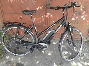 Электровелосипед PEGASUS Premio E8