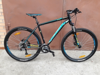Велосипед MERIDA Big Nine 40 (777006)