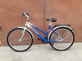 Велосипед PRINCE Target (777034)