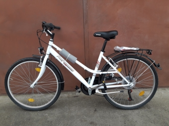 Велосипед PERFORMANCE Special Bike White