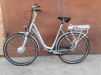 Электровелосипед SPARTA E-motion C4 (777126)