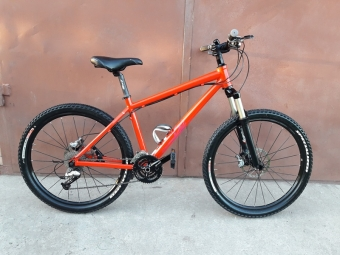 Велосипед CANNONDALE En 14766 (777137)