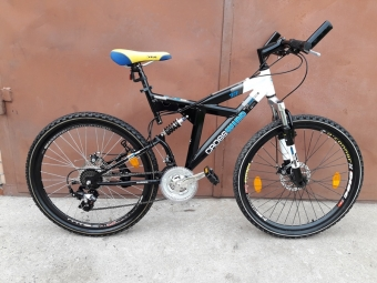 Велосипед CROSSWIND 7.7 (777176)