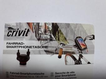 Сумка под смартфон CRIVIT Германия