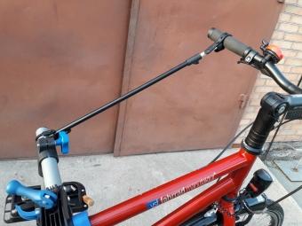 Стенд Стойка для ремонта велосипеда CRIVIT