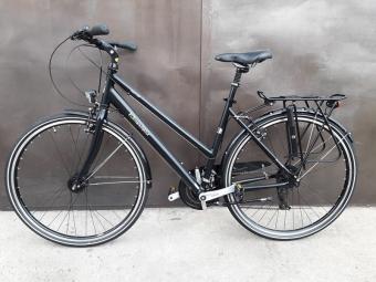 Велосипед 2R MANUFAKTUR Black (777422)