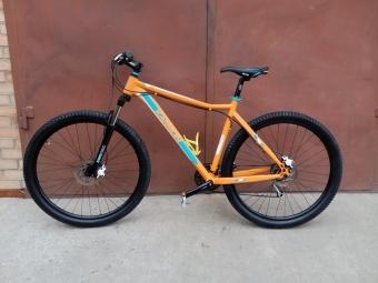 Велосипед KARBON Trail B4