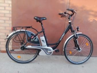 Электровелосипед ORTLER Panasonic