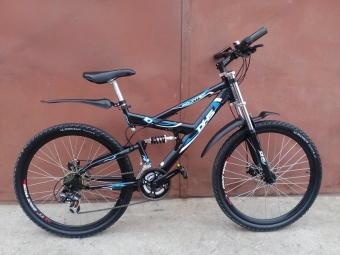 Велосипед DHS Mountec 10