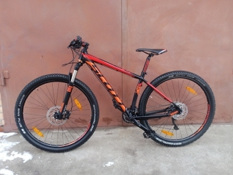 Велосипед SCOTT Scale 960