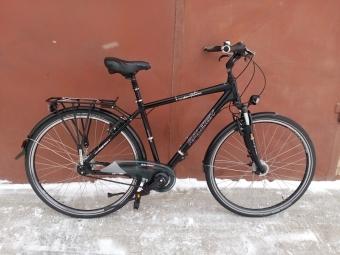 Велосипед RALEIGH Premium Nexus 8