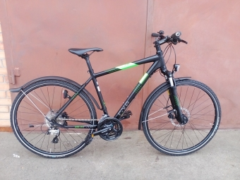 Велосипед RIXE Cross XC 6.0