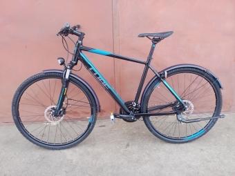 Велосипед CUBE Curve PRO