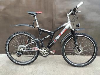 Велосипед CyberRock FS322 (777436)