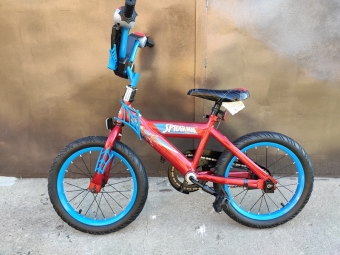 Велосипед HUFFY Spider Man (777447)