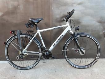 Велосипед LA STRADA Comfort (777464)