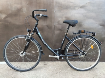 Велосипед ALU CITY Bike (777484)