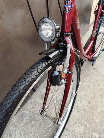 Велосипед TEXO Comfort (777605)