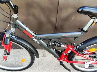 Велосипед KONTECH Fully (777603)