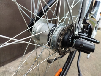 Велосипед HERCULES City (777645)