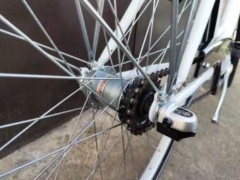 Велосипед ZUNDAPP Red 1.0 (777624)
