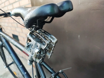 Велосипед FOCUS Arriba (777641)
