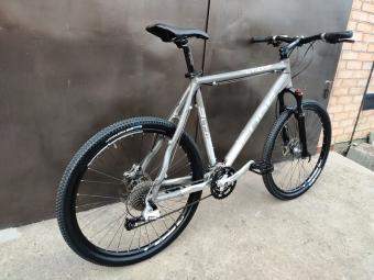 Велосипед CUBE LTD 3 (777663)