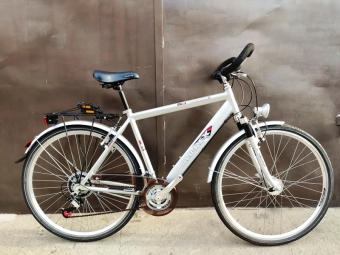 Велосипед ALU-REX SilverStreet (777665)