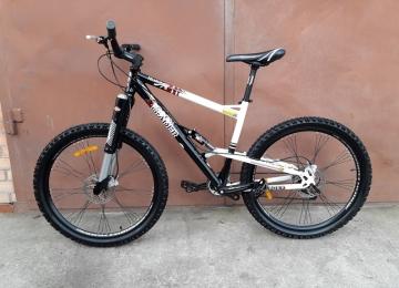 Велосипед LEADER Hupper (777085)