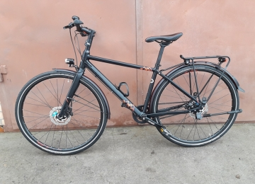 Велосипед CUBE Travel SL (777098)