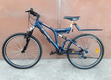 Велосипед PUCH Bergmeister 300 (777267)