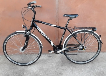 Велосипед HERCULES Fashion A8 (777243)
