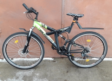 Велосипед MC Kenzie HIL 400x (777281)