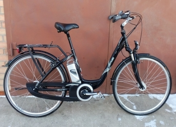 Велосипед KETTLER twin