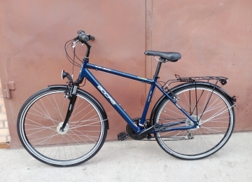 Велосипед BOCAS trk 300