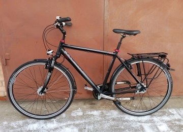 Велосипед PEGASUS Solero SL Nexus 8