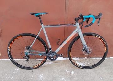 Велосипед CUBE Cross Race SL