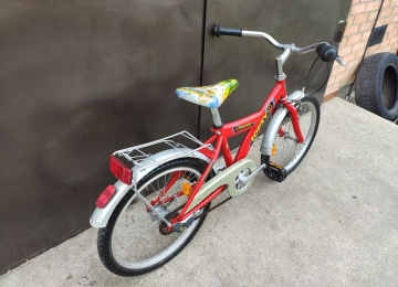 Велосипед TOOPSY Freerider (777445)