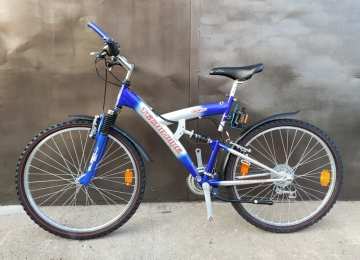 Велосипед TECNOBIKE Rubino (777479)