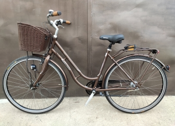 Велосипед TRIUMPH Alu Classic (777521)