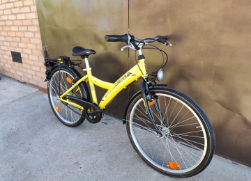 Велосипед HERA Racing (777538)