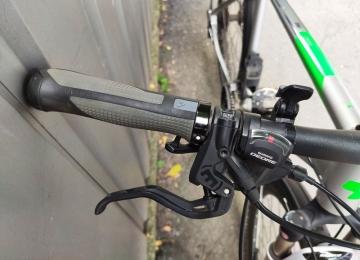 Велосипед CUBE Cross Pro