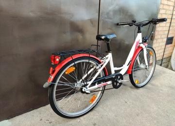 Велосипед HERA WS711J (777562)